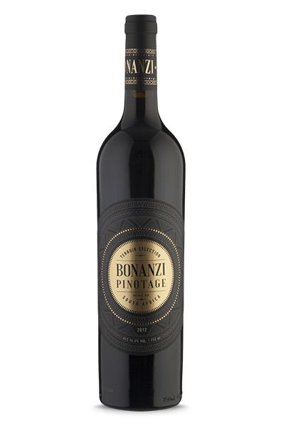 Bonanzi Terroir Selection Pinotage 2012