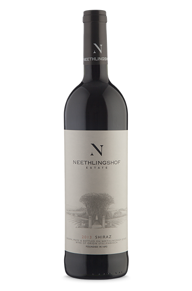 Neethlingshof Estate Shiraz 2013