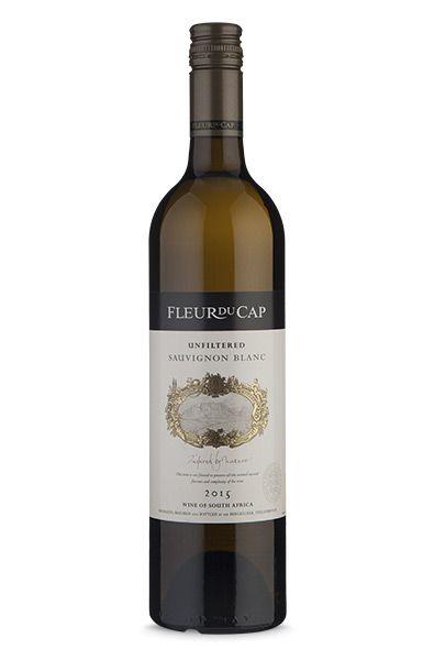 Fleur Du Cap Sauvignon Blanc Unfiltered 2015