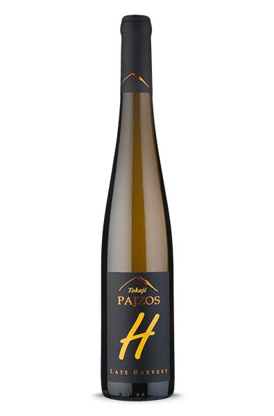 Pajzos H Late Harvest 2014 500 ml