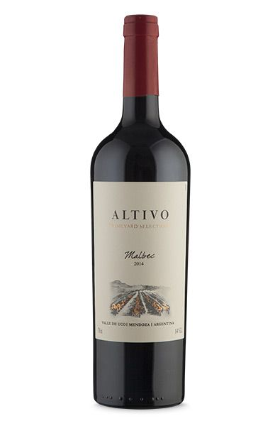 Altivo Vineyard Selection Malbec 2014