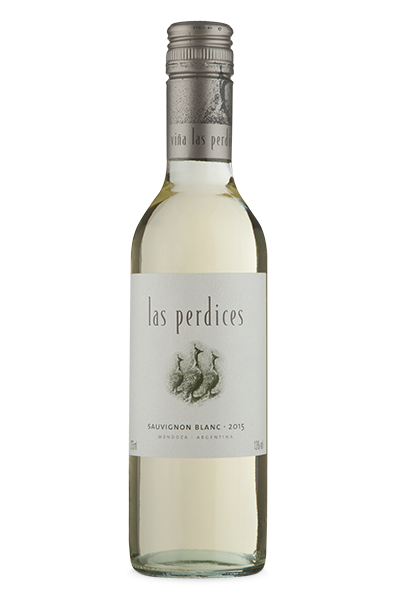 Las Perdices Sauvignon Blanc 2015 375ml