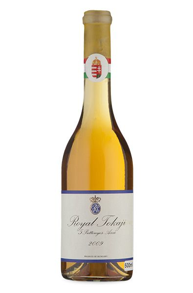 Royal Tokaji Blue Label Aszú 5 Puttonyos 2009 500ml