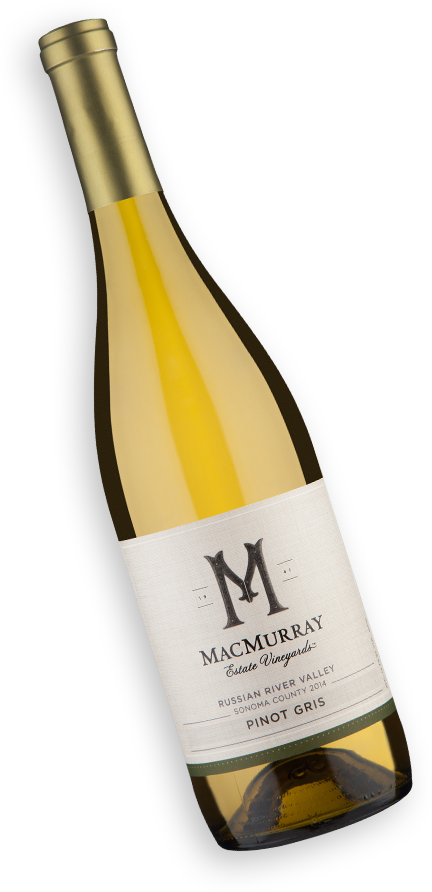 MacMurray Russian River Valley Pinot Gris 2014