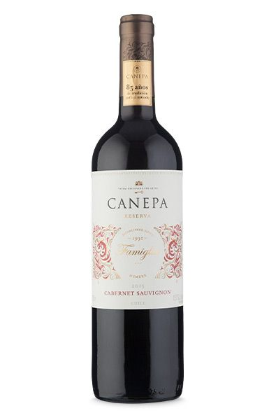 Canepa Reserva Famiglia Cabernet Sauvignon 2015