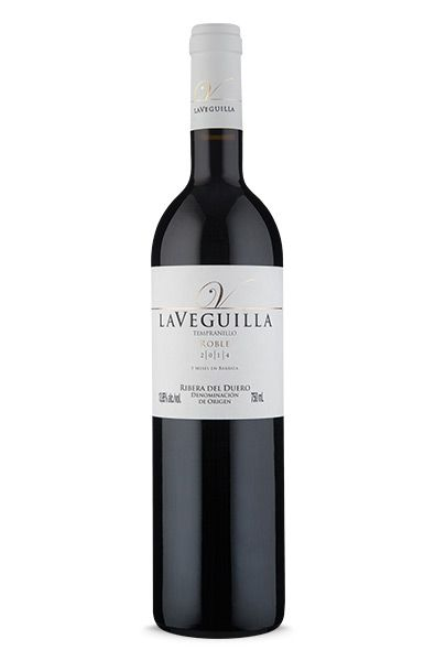 La Veguilla Roble DO Ribera del Duero 2014