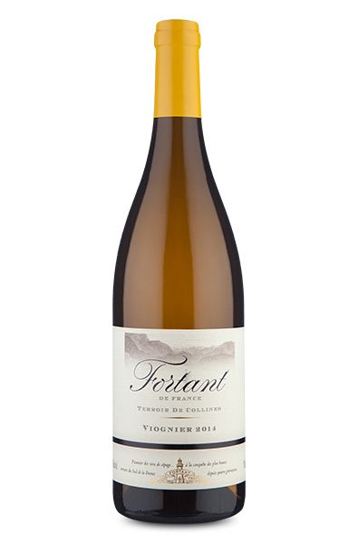 Fortant de France Terroir de Collines Viognier 2014