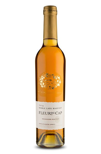 Fleur Du Cap Noble Late Haverst 2014 375 Ml