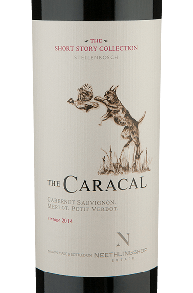 Neethlingshof Estate Collection The Caracal 2014