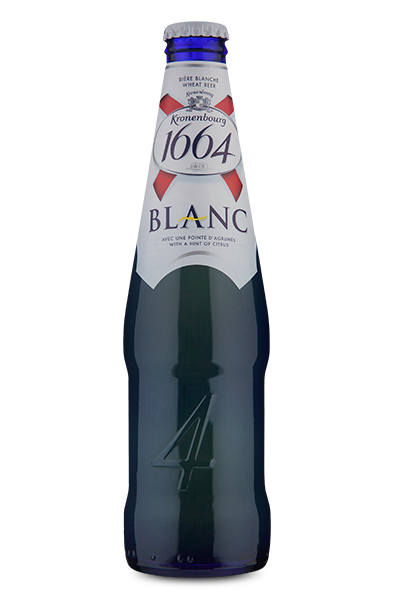 Kronenbourg 1664 Blanc Wheat Beer 330 ml