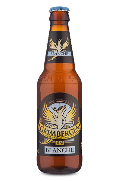 Grimbergen Blanche Belgian Wheat Beer 330 ml