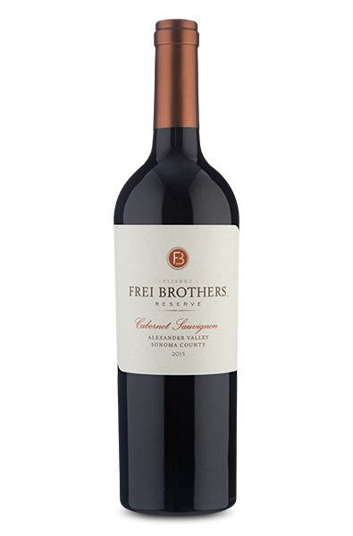 Frei Brothers Reserve Alexander Valley Cabernet Sauvignon 2013