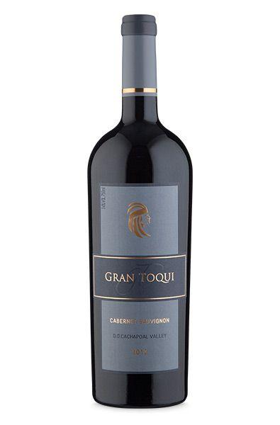 Casas del Toqui Gran Toqui Cabernet Sauvignon 2012 - Wine Vinhos