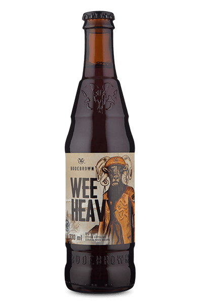 Bodebrown Wee Heavy 330 ml