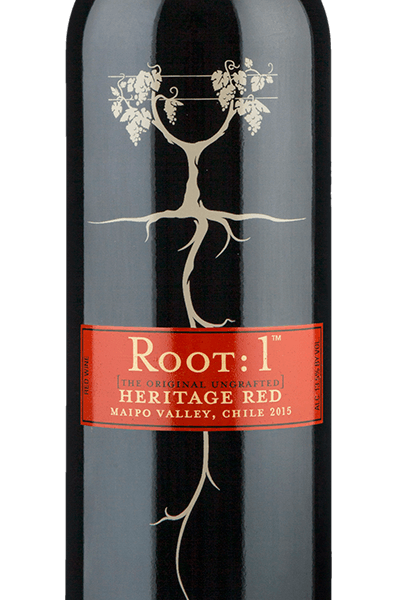Root: 1 Heritage Red 2015