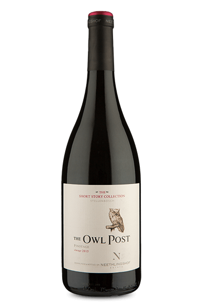 Neethlingshof Estate The Owl Post Pinotage 2015