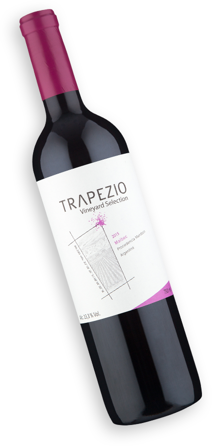 Trapezio Vineyard Selection Malbec 2015