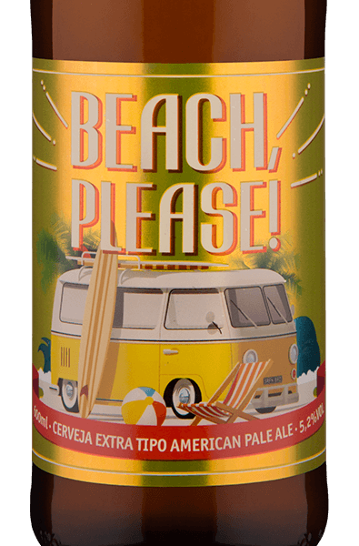 Barco Beach, Please! American Pale Ale 600 ml