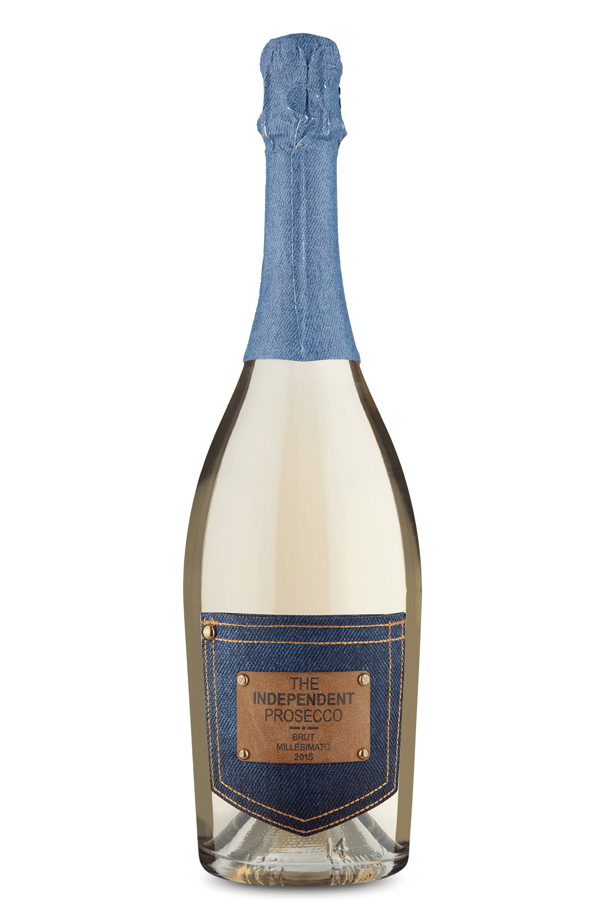 Espumante Fantinel The Independent Prosecco Denim Edition Brut 2015