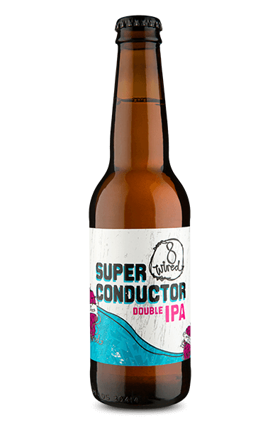 8 Wired Superconductor Double IPA 330 ml