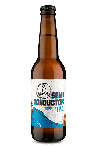 8 Wired Semiconductor Session IPA 330 ml