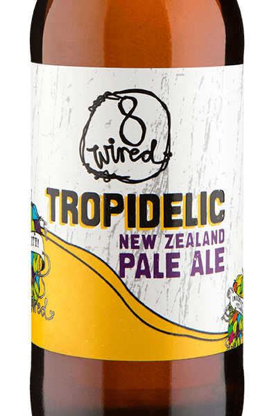 8 Wired Tropidelic Pale Ale 330 ml