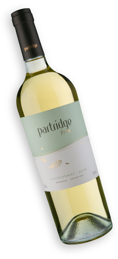 Partridge Flying Chardonnay 2016