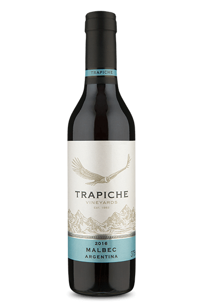 Trapiche Vineyards Malbec 2016 375 Ml