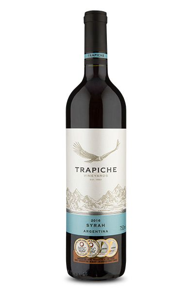 Trapiche Vineyards Syrah 2016