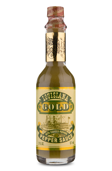 Molho De Pimenta Louisiana Gold - 57ml (Green)