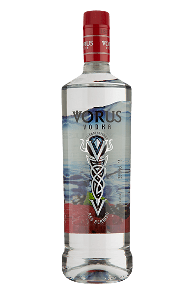Vodka Vorus Red Berries 1 L