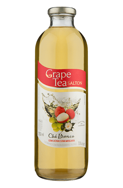 Salton Grape Tea com Lichia e Uva Moscato 750 ml
