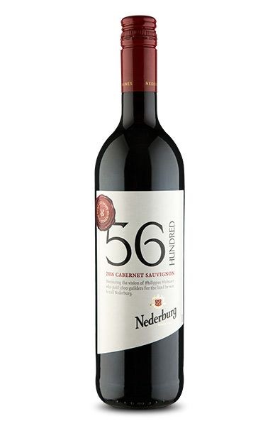Nederburg 56 Hundred Cabernet Sauvignon 2016