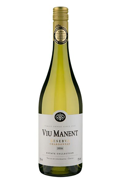 Viu Manent Estate Colletion Reserva Chardonnay 2016