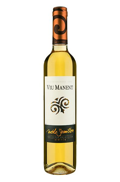Viu Manent Noble Semillon Botrytis Selection 2014 500 ml