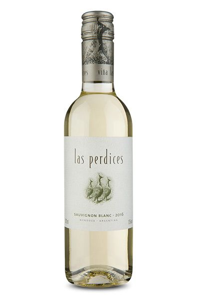Las Perdices Sauvignon Blanc 2016 375ml