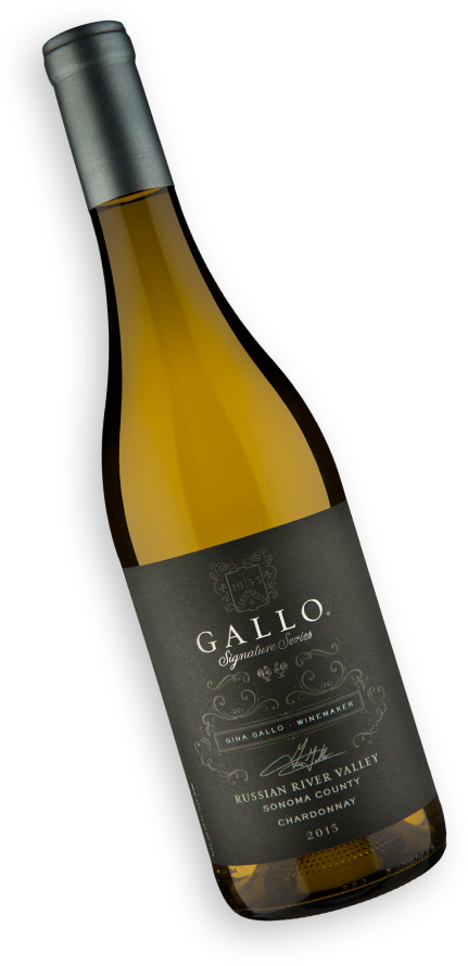 Gallo Signature Series Russian River Valley Chardonnay 2013