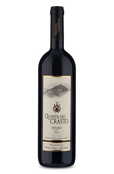 Quinta Do Crasto Reserva Doc Douro 2014
