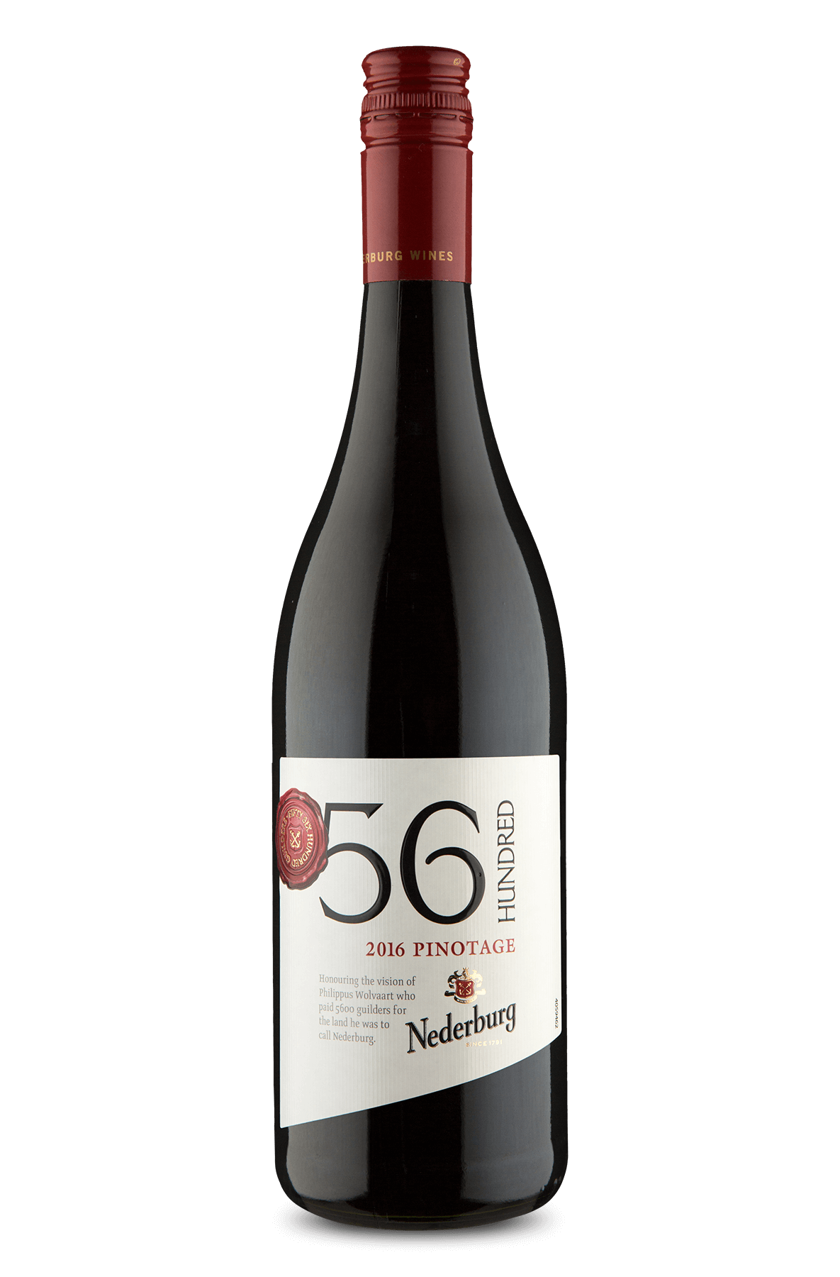 Nederburg 56 Hundred Pinotage 2016