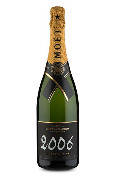 Moët Grand Vintage 2006 750 Ml Com Estojo
