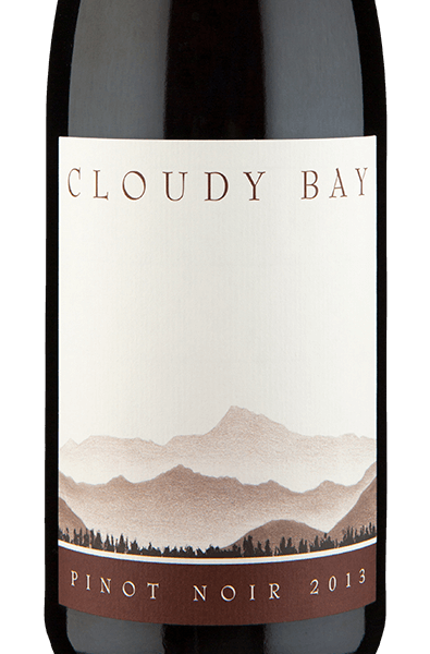 Cloudy Bay Pinot Noir 2013