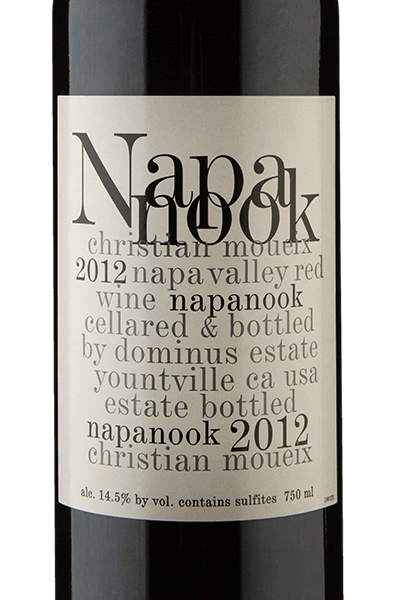 Dominus State Napanook 2012