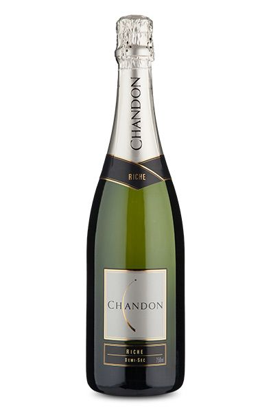 Espumante Chandon Riche Demi-sec com Cartucho