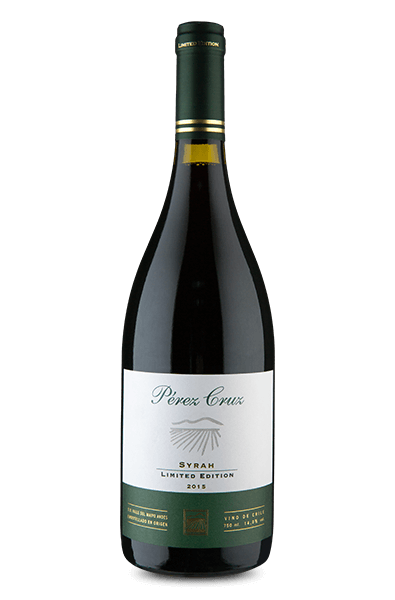 Pérez Cruz Limited Edition Syrah 2015