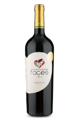 Lidio Carraro Faces do Brasil Merlot 2016