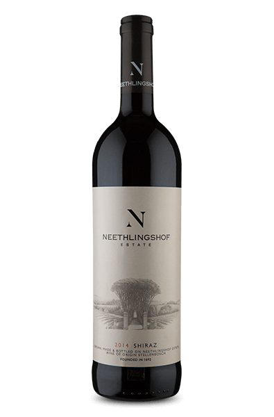 Neethlingshof Estate Shiraz 2014