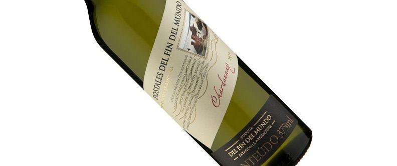 Postales Chardonnay 2014 375 Ml
