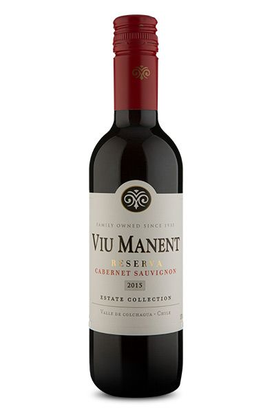 Viu Manent Cabernet Sauvignon Reserva Estate Colletion 2015 375 ml
