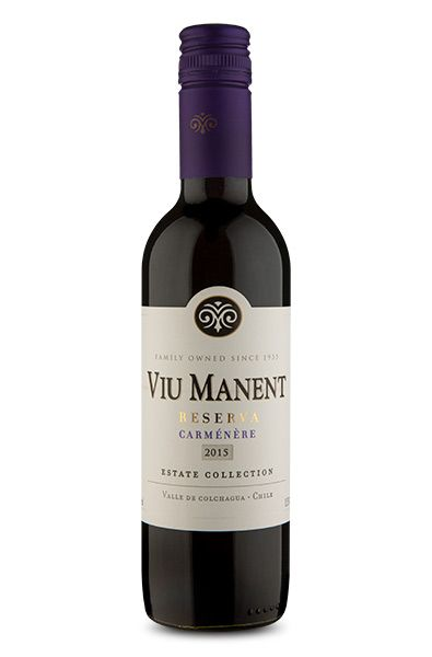 Viu Manent Carménère Reserva Estate Collection 2015 375 ml