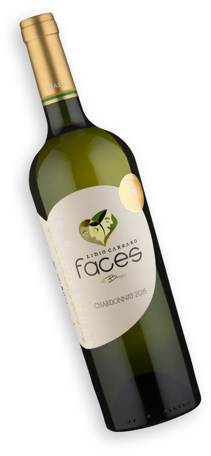 Lidio Carraro Faces do Brasil Chardonnay 2016